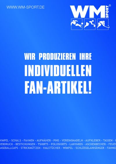 Cover - WM-Sport Fanartikel