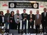 Warsteiner Masters: 126 Teams kämpfen um den Pott