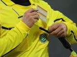 Gelsenkirchen: Spielabbruch nach Phantom-Gelb-Rot
