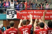 Halle Marl: Der VfB ist die Favoritenrolle los