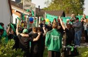 """SC Obersprockhövel: """"Wir haben so richtig die Sau rausgelassen"""""""