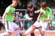 Kemminghausen: Plegge schießt Tor zur Bezirksliga auf