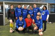 Deutsche Meisterschaft: Blindenfußball in Gelsenkirchen
