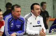Halle Marl: Bande bleibt trotz Futsal-Regeln