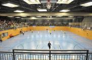 Halle Bochum: In der Rundsporthalle geht es rund