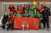"""Halle Herne: FC Marokko nur noch """"Meister der Herzen"""""""