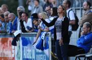 Trainer, Inka Grings, msv duisburg, Saison 2014/15, Allianz Frauen Bundesliga, Trainer, Inka Grings, msv duisburg, Saison 2014/15, Allianz Frauen Bundesliga