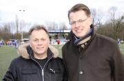 TSV Marl-Hüls, Saison 2010/2011, Bezirksliga Staffel 12, Lothar Gedenk (Vorsitzender Fußball-Abteilung), Michael Klein (Sportlicher Leiter), TSV Marl-Hüls, Saison 2010/2011, Bezirksliga Staffel 12, Lothar Gedenk (Vorsitzender Fußball-Abteilung), Michael K