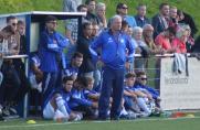 FC Frohlinde, Trainer Jürgen Litzmanski.