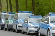 Polizei, Symbol, Saison 2014/15, Polizei, Symbol, Saison 2014/15