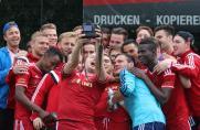 Hombrucher SV II – Hörder SC: Entscheidung im Elferkrimi