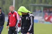 Enttäuschung, Oberliga Westfalen, VfB Hüls, Symbolbild, Saison 2014/15, Enttäuschung, Oberliga Westfalen, VfB Hüls, Symbolbild, Saison 2014/15