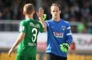 Torhüter, Niklas Lomb, SC Preußen Münster, 3. Liga, Saison 2015/2016, Torhüter, Niklas Lomb, SC Preußen Münster, 3. Liga, Saison 2015/2016