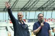 SGS Essen: Würdiger Abschied für Trainer Högner