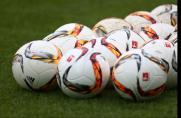 Bundesliga, Symbolfoto, Symbolbild, Symbol, Fußbälle, Bundesliga, Symbolfoto, Symbolbild, Symbol, Fußbälle