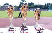 Saison 2015/2016, Evonik Ruhr Cup, Symbolbild Pokale, Saison 2015/2016, Evonik Ruhr Cup, Symbolbild Pokale