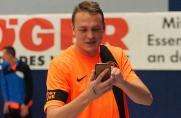Halle Essen, Ballfreunde Bergeborbeck, Martin Herms, Saison 2014/15, Halle Essen, Ballfreunde Bergeborbeck, Martin Herms, Saison 2014/15