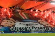 BVB, Champions League, Legia Warschau, Pyro, BVB, Champions League, Legia Warschau, Pyro