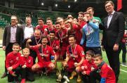Wuppertaler SV, Sieger, Hallenstadtmeisterschaft, Wuppertaler SV, Sieger, Hallenstadtmeisterschaft