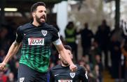 3. Liga: Münster gelingt Befreiungsschlag im Abstiegskampf