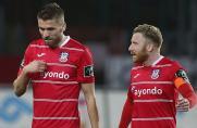 3. Liga: FSV Frankfurt stellt Insolvenzantrag