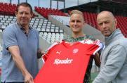 RWE: Neuer Mittelfeldmann kommt von BFC Dynamo