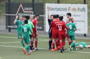 Mülheim: Schlägerei und Polizeieinsatz bei U19-Finale