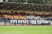 SGW, lohrheide, Lohrheide-Stadion, Wattenscheid Fans, SGW, lohrheide, Lohrheide-Stadion, Wattenscheid Fans