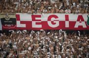 Fans, Banner, Fankurve, Legia Warschau, Fans, Banner, Fankurve, Legia Warschau