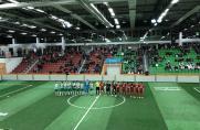 Halle MH: Speldorf souverän weiter, C-Ligist bezieht Prügel