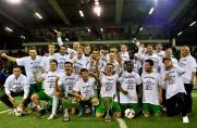 Halle Mülheim: VfB Speldorf stolpert sich zum Titel