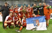 Traditionsmasters:  RWO setzt sich auf den Thron von Mülheim
