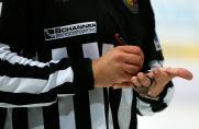 Eishockey, Schiedsrichter, Referee, Eishockey, Schiedsrichter, Referee