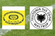 BL W 9: Waltrop ringt Schwerin nieder