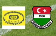 BL W 9: Schwerin fertigt Resse ab