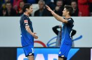 Bundesliga: Hoffenheim nach 3:1 gegen Hannover auf Platz vier