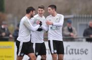 32. Spieltag der OL NR: Essen jubelt, Krefeld trauert