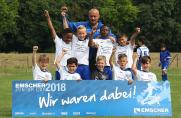 Emscher Junior Cup: Mit kleinen Mitteln Großes erreichen