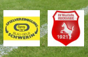 BL W 9: Schwerin bringt Huckarde herbe Pleite bei