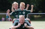 Emscher Junior Cup: Die Kaczors - Auf den Spuren des Opas