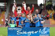 Emscher Junior Cup: Hombrucher SV ist Weltmeister