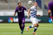 MSV Duisburg, AC Florenz, Stanislav Iljutcenko