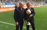 Guardian of Tradition, Giancarlo Antognoni, MSV Duisburg, Cup der Traditionen