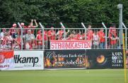 Fans, Rot-Weiss Essen, RWE, RWE Fans, Saison 2018/2019, Fans, Rot-Weiss Essen, RWE, RWE Fans, Saison 2018/2019