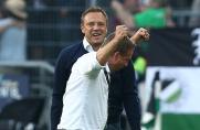 Hannover: Heldt hofft auf Breitenreiter-Verlängerung vor Saisonstart