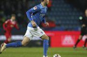 Dominik Baumgartner spielte auch schon im Derby gegen den MSV Duisburg.