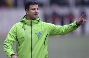 FCK-Trainer Michele Lepore.