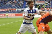 Nico Klotz, ehemaliger Profi beim MSV Duisburg, wechselt nach Hamborn.