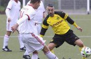 Firtinaspors neuer Trainer spielt für die Alten Herren von Borussia Dortmund.