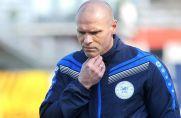 Mit Thorsten Legat als Trainer sorgte der FC Remscheid bundesweit für Schlagzeilen.